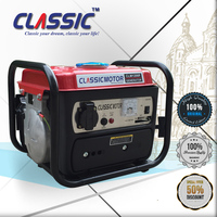 CLASSIC CHINA Petrol Generator Gasoline Generator 500w, Portable Hot Type Household Gasoline Generator 0.5kw