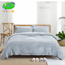 Low cost pure cotton modern delicate bedroom bedding sets