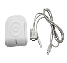 Factory price ISO 14443A/ISO18692 protocol 13.56mhz USB NFC reader wireless with Free SDK