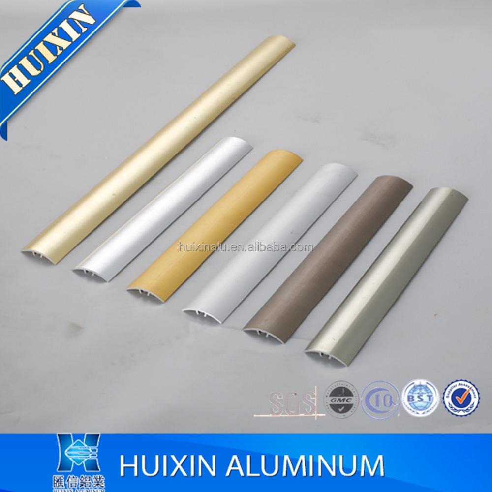 Extruded aluminum floor transition floor matttroy for Aluminum flooring