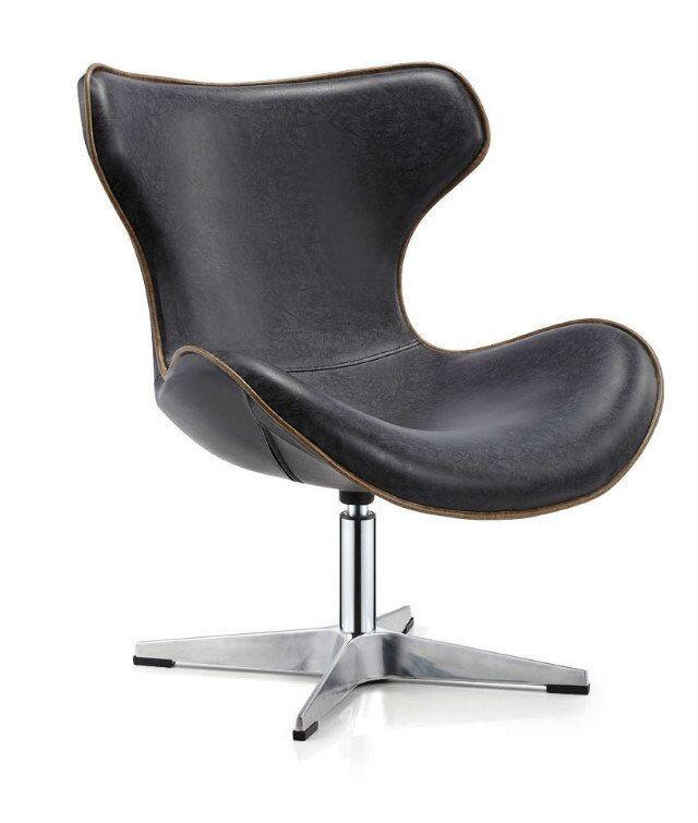 Big Size Recliner Chair Italian Furniture Modern Round Lounge Chair Ta07 Bu