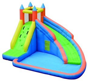 Inflatable Castle With Inflatable For Outdoor Used Water Slide Kids Bouncy