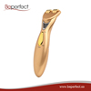 beauty facial massager battery powered beauty machine lcd display ems face lifting home beauty equipment