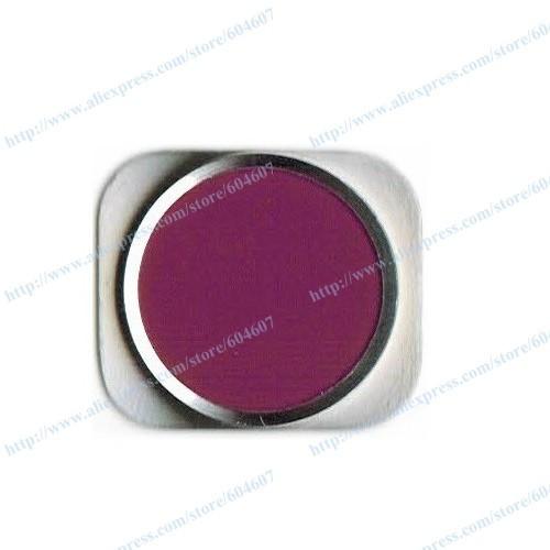 Новый фиолетовый 5S замена главная кнопка для Iphone 5S
