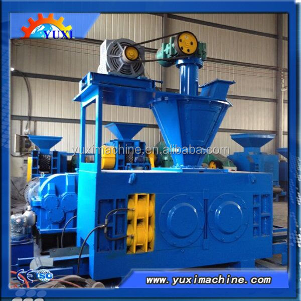 Energy Saving Environmental Friendly biomass charcoal machine wood charcoal briquette machine
