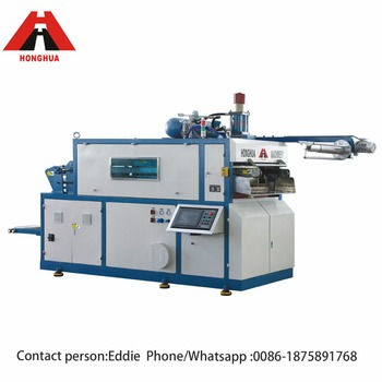 HSC-660A Semi automatic thermoforming machine for plastic products