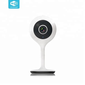200W pixels Wireless WIFI CCTV IP Camera Supports P2P Tuya Smart Home Security System