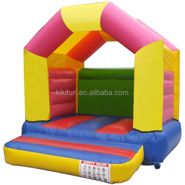 CE/UL EN14960 SGS SAA home used kids games inflatable bouncy castle, inflatable small kids water bouncers for sale