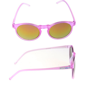 FJ digital sunglasses Cheap luxury UV400 pink color girls kids sunglasses