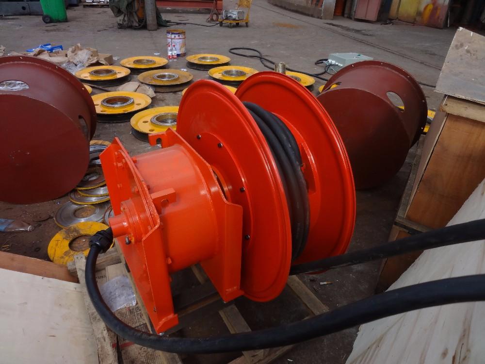 30t Electro Motor Electric Hydraulic Clamshell Grab Bucket