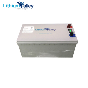 Hot for Alibaba LiFePO4 24V 100Ah li-ion Battery Pack for Electric Vehicles Use