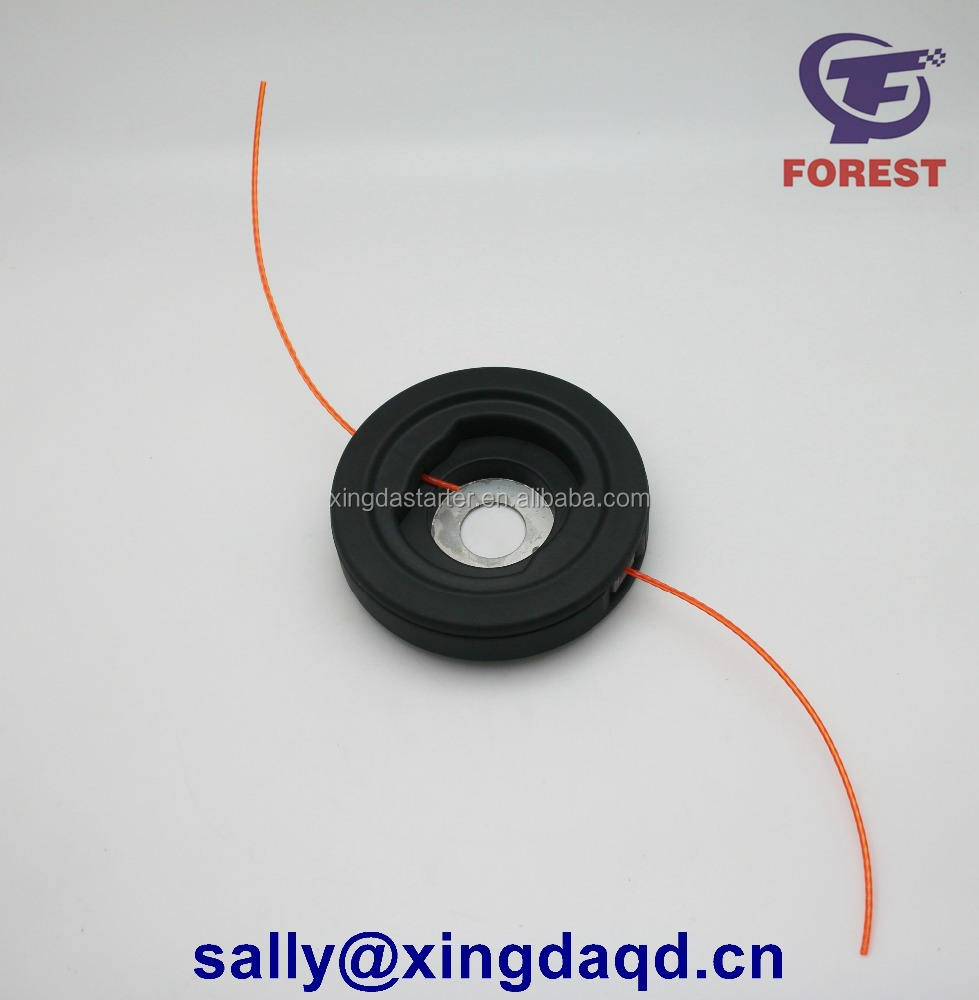 brush cutter nylon trimmer head for grass cutter machine parts