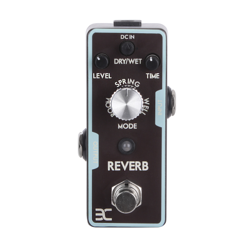 Musical instruments guitar accessories reverb guitar effect pedal