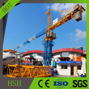 HSH Topkit tower crane QTP7030 , price of mobile crane