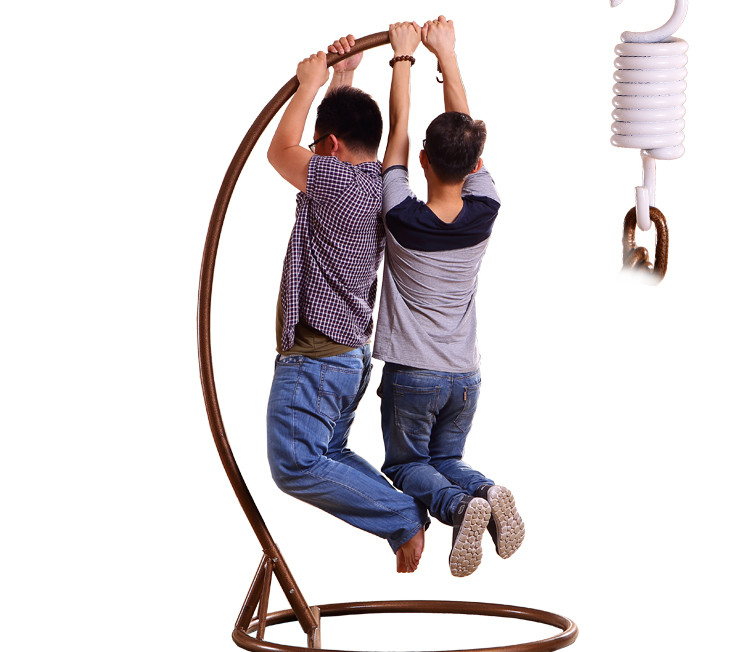 Indoor Bamboo Swing Chair Cane Swing Hammock Hanging Pod Chair,jhula Jhoola