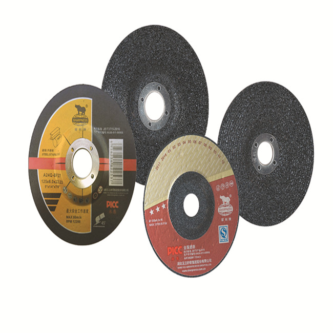 sharpness  MPA 100*6*16mm T27 abrasive grinding wheel for metal stone and stainless steel sanding