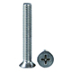 Ruowang Galvanized Cross recessed Countersunk Head bolts furniture bolt