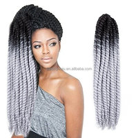 "Havana Mambo Twist Crochet Braid Hair Synthetic 12"" 75g Wholesale"