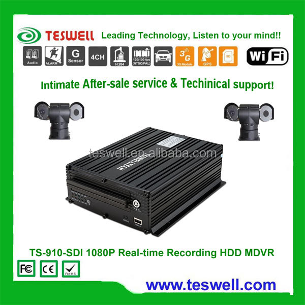 Hot selling !!! TS-910-SDI 4Channel network dvr