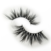 Wholesale Private Label 3D Mink Lashes Extra Long Lashes 25mm Eyelashes