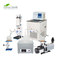 Ready to Ship Turnkey Solution 20L Glass Short Path Distillation Kit for Lab