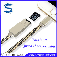 For iPhone 6 6plus u shape micro usb data cable