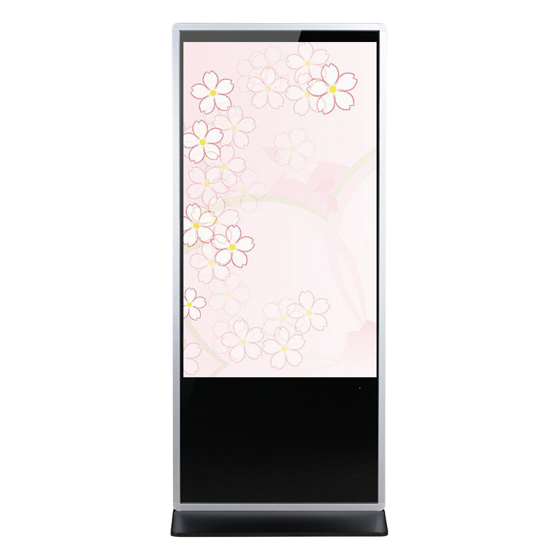 55 Inch Android Indoor LCD Advertising Display Touch Screen
