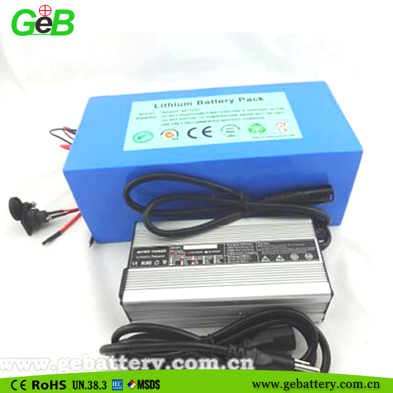General 48 Volt Lithium Ion Battery For Electric Bicycle,Li-ion Battery Ebike,Lithium Battery E Bike