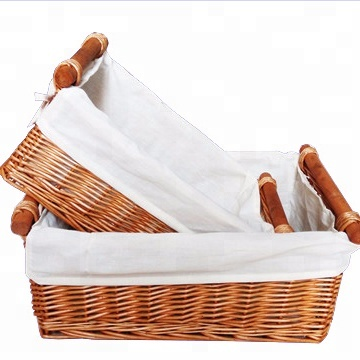 위커 storage weaving basket gift storage 위커 basket 대 한 \ % sale