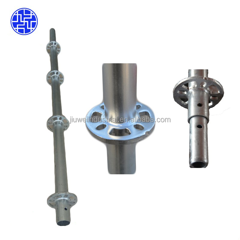 Galvanized Ringlock Scaffolding System for Construction