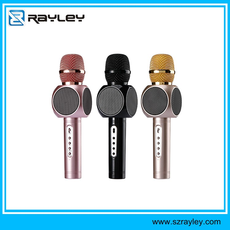 Hot selling Bluetooth microphone Wireless Microphone Handheld