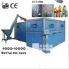 8 cavity Automatic plastic water bottle manufacturing plant for 8000-10000BPH with CE