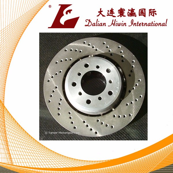 Car Spare Parts Original Brake Disc OEM No. 45251-SH3-A00 Certificate by ISO and SGS