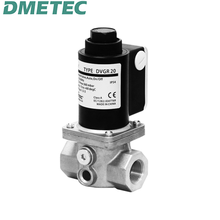 dn20 regulate flow gas shut off valve main control relief valve flow stop valves