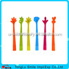 Promotion Advertisement Big Hand Finger Shape Plastic Ball Pen