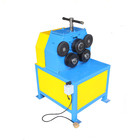 aluminum steel SS sheet pipe roll forming machine,metal/plate electric angle bending machine