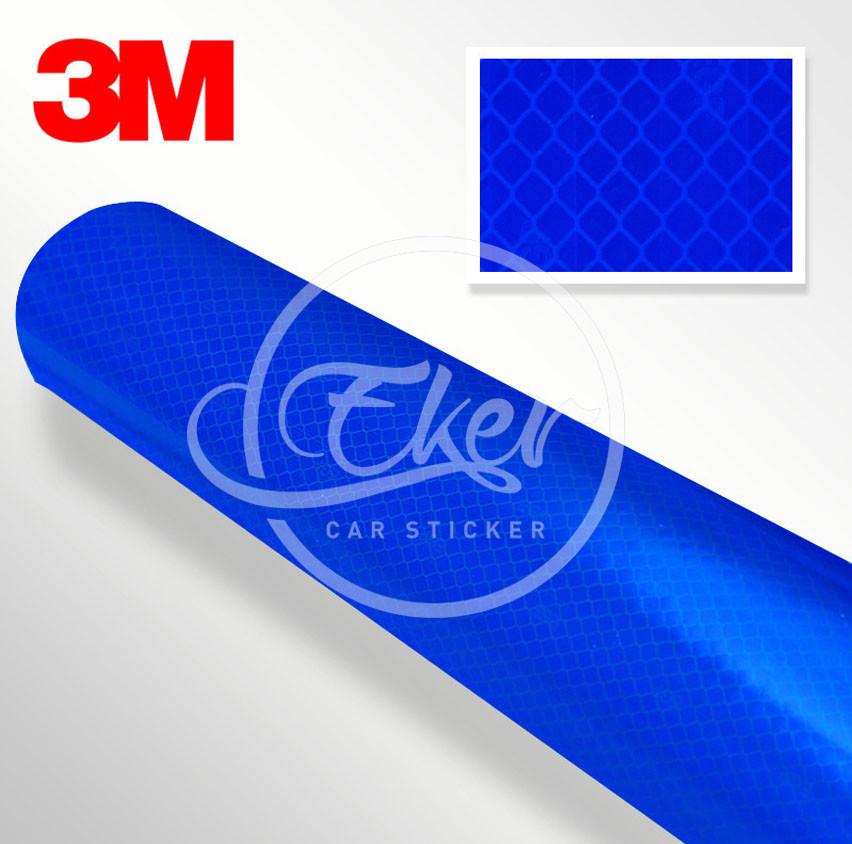 Eker автомобиля стикер высокое качество 1.22 x 45.7 м 3 м 3435 синий EGP инженерного световозвращающая пленка для дорожный знак