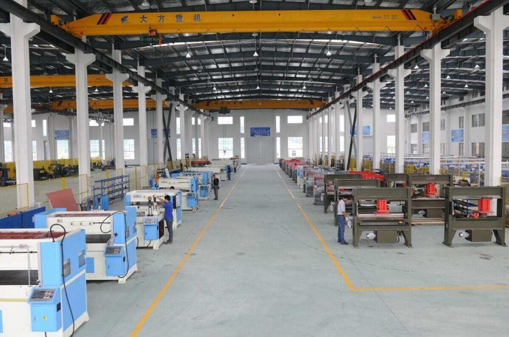 Full automatic  conveyer belt belt continuous cutting PVC cutting machine