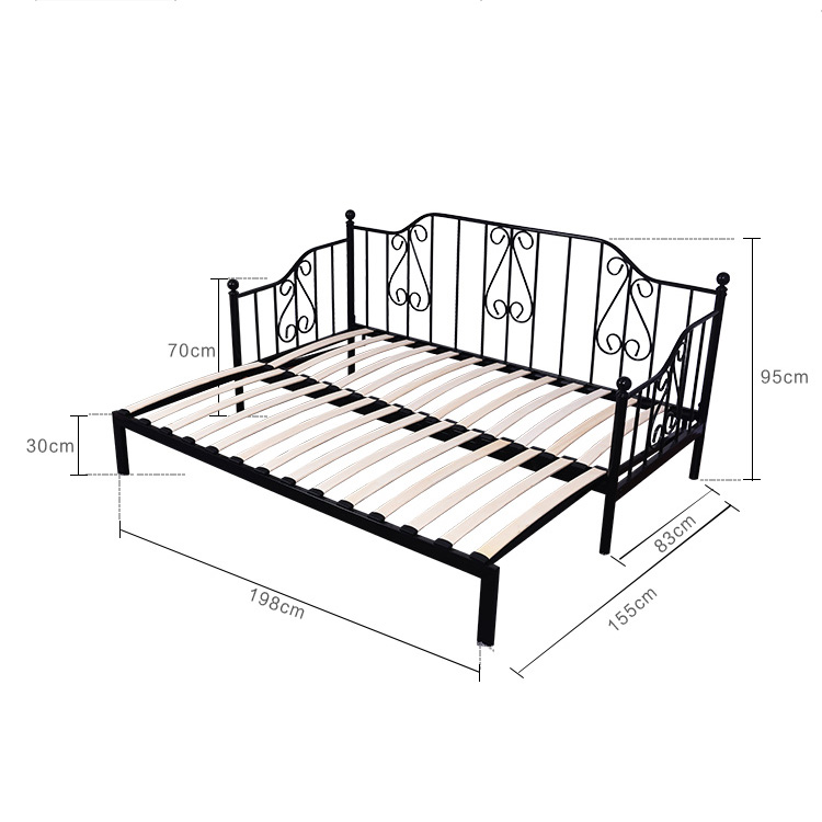 Beech Slats Used Ample Supply And Prompt Delivery Double Slatted Mattress Base Frame