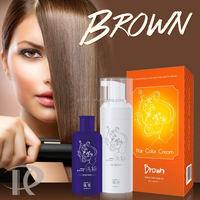 hair color catalogue/hair dye shampoo