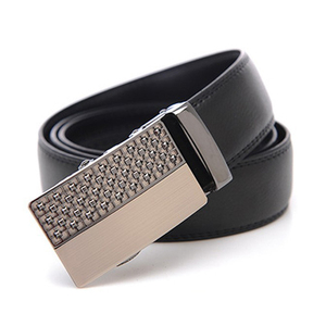 Fashion Cool Jean Automatic Alloy Waist Sash Belt For Men