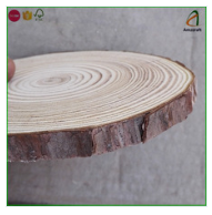 Shandong Arts and Crafts Large Christmas Gift Craft Wooden Slices