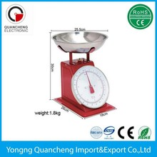 30KG Weighing Use Mechanical Kitchen Scale Diet Cooking Scale