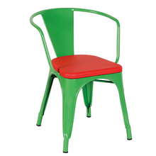 Hot Sales Protective Base Industrial Metal Bar Chairs