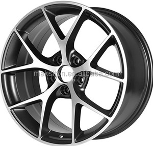 "MAKSTTON auto car rotiform replica rays volk te37 wheel 18"" german and japanese design vossen cvt replica wheels for sale"