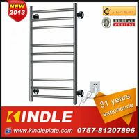wholesale stainless steel heated towel rail with high quality