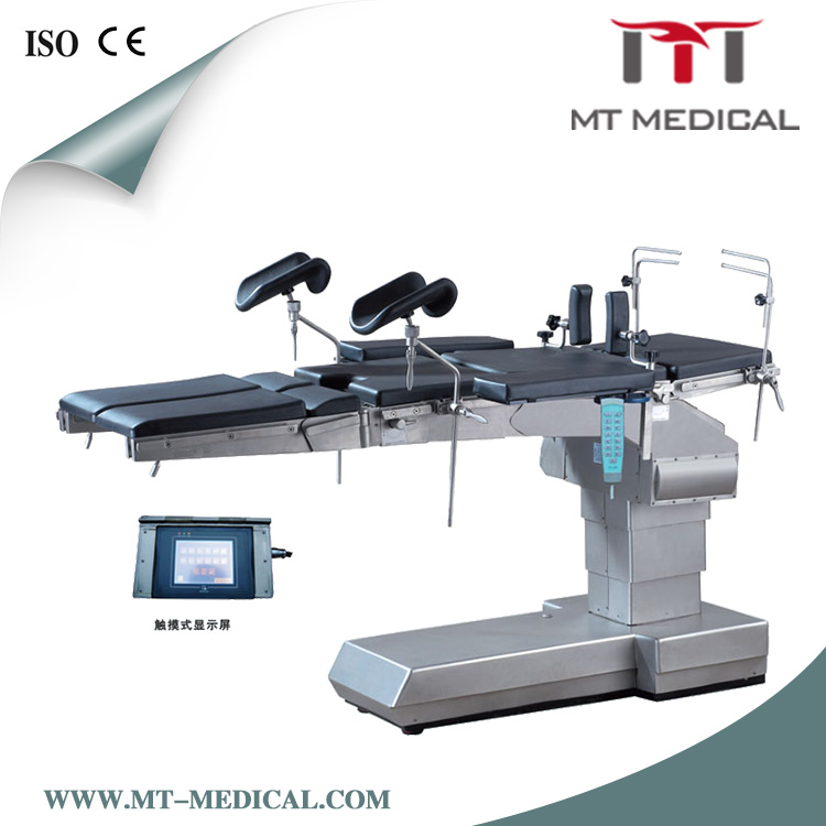 Hospital equipment electro hydraulic operation table operating bed operation theatre table