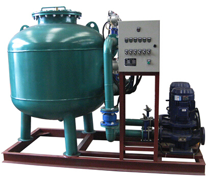 Stainless Steel Sand Pressure Water Filter