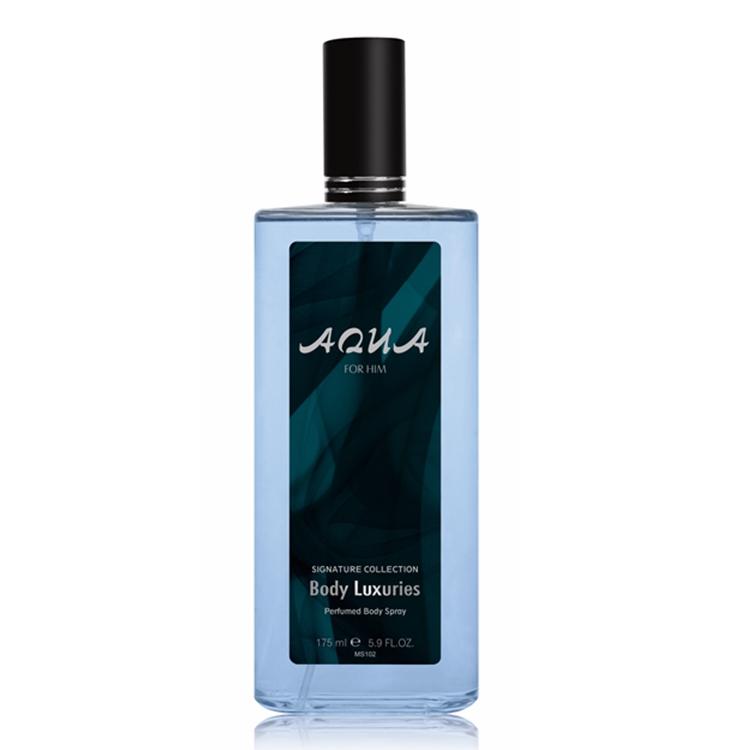 Wholesale men perfume fragrance mist body mist