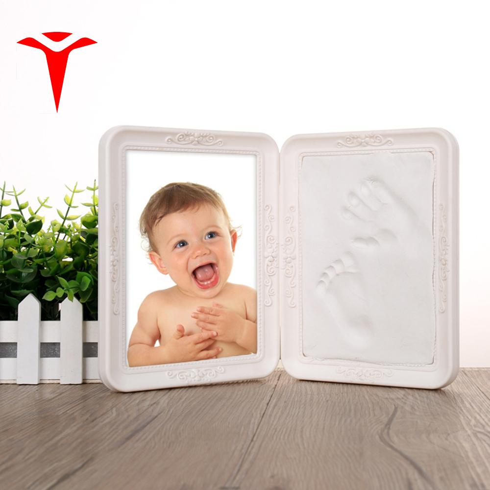 Venta al por mayor marco de huellas de bebe-Compre online los ...
